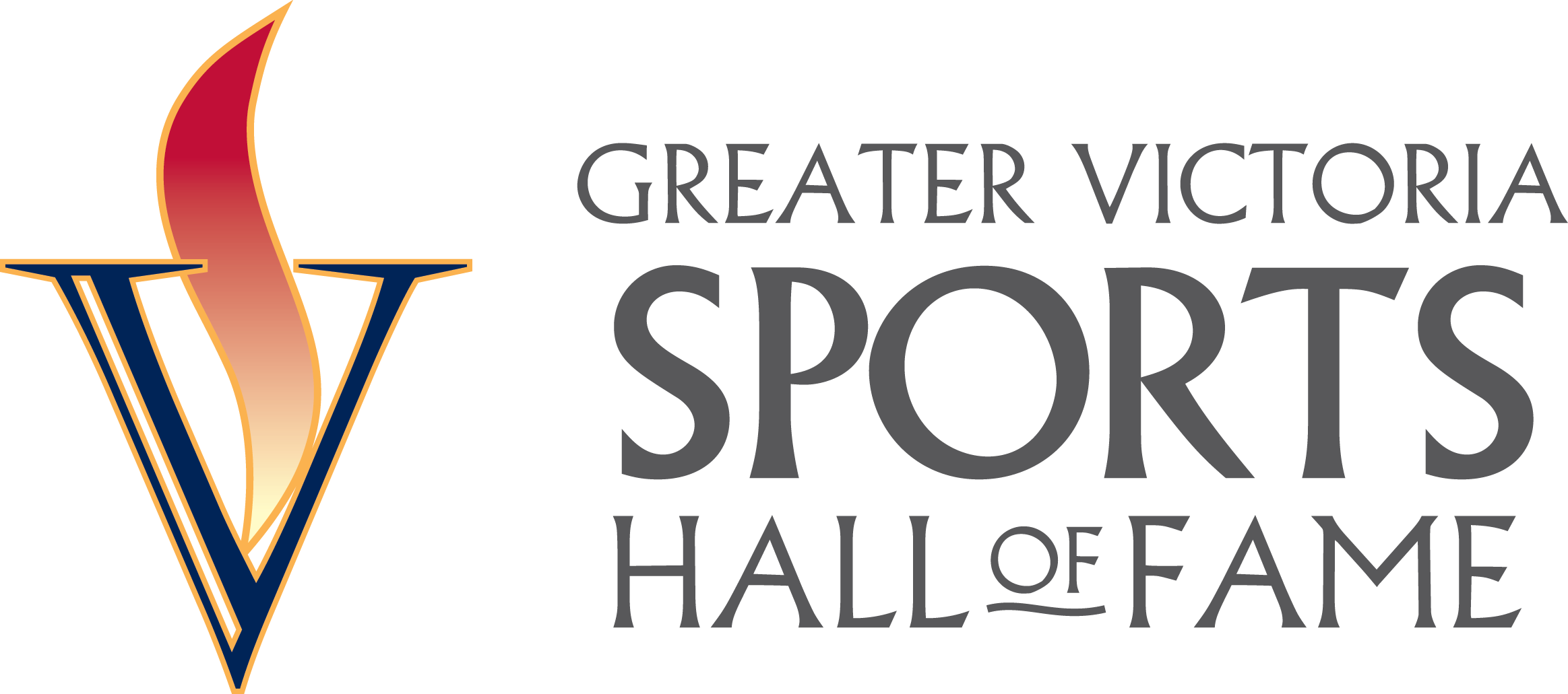 Greater Victoria Sports Hall of Fame logo